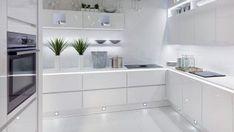 Beyaz Mutfak Modelleri