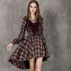 Cheap dress up for women, Buy Quality dresses denim directly from China dress cross Suppliers: Autumn Dress 2016 Boho New Cotton Women Dresses Long Ruffles Sleeve V-Neck Asymmetrical Vestidos Vestido Feminino Hi Low Dresses, Cheap Dresses, Dresses For Sale, Plus Size Womens Clothing, Clothes For Women, Fall Clothes, Wedding Underwear, Bohemian Style Dresses, Vlog