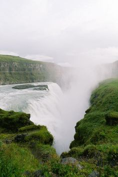 gulfoss, iceland | see and savour.