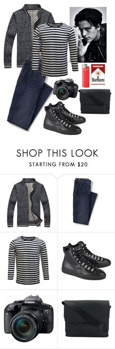 """""""bedtime stories"""" by danni-foley on Polyvore featuring Lands' End, Dsquared2, Eos, Troubadour, men's fashion and menswear"""