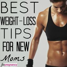 Bring home that baby and kiss your belly fat goodbye! Here are some of the BEST tips in postnatal fitness.