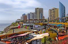 Miraflores  Lima, Perú