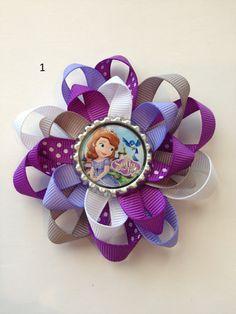 Sophia el primer arco del pelo. Disney Jr. cápsula por sweetlilbows