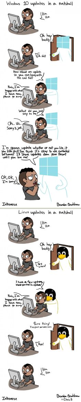 Windows / Linux upda
