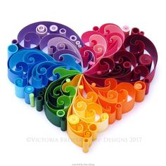 © vb_pure_designs_quilling- Quilled heartư picture (Searched by Châu Khang)