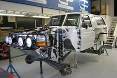 1996 Ford Bronco Prerunner Broncos picture | SuperMotors.net