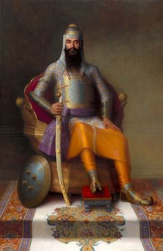 The Maharajah Ranjit Singh, The Lion Of The Punjab