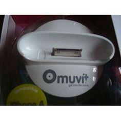 Station De Charge Muvit Blanche Pour Iphone Et Ipod