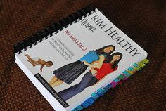 My Trim Healthy Mama Notebook