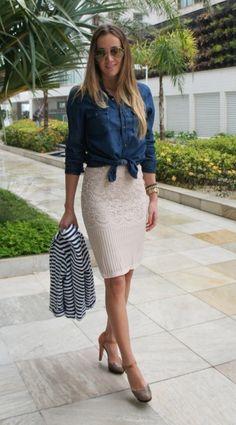 Moda evangélica: ideias de looks para ir aos cultos - Dicas de Mulher