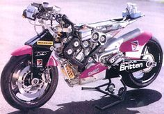 This is the bike with no fairing--The picture tells it all
