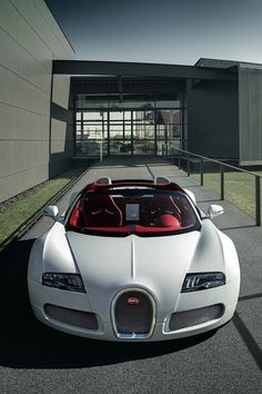 Bugatti Veyron.  Car of the Day: 25 August 2014.