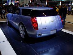 Chevrolet Nomad Concept Car