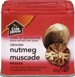 Nutmeg, Ground @DinnerbyDesign