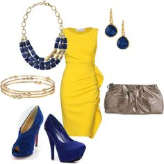 www.stelladot.com/sandysembler Don't you love the lapis stone in our necklace and earrings?
