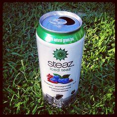 Steaz Iced Tea