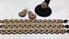 Bronzepony Beaded Jewelry - YouTube