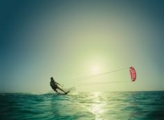 my dream is to learn how to kite surf! watched this for hours at lake michigan yesterday. what an awesome sport!