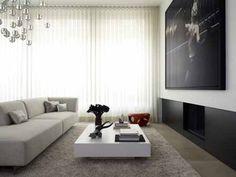 Decoração salas apartamentos pequenos