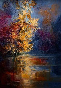 Diptyque's Crossing....: Justyna Kopania et les couleurs de l'automne