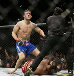 Weidman x Belfort, UFC 187 Foto: Joe Camporeale/USA TODAY Sports / Reuters