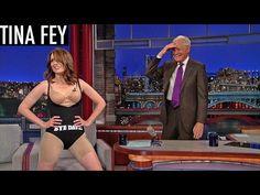 Tina Fey's #LastDressEver - David Letterman