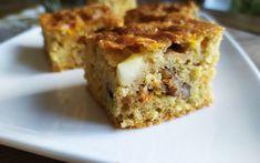 Courgettes au parmesan - pour l'apéro Cake Feta, Brownie, Mini Cakes, Buffet, Lasagna, Tapas, Banana Bread, Biscuits, Muffins