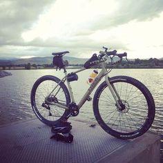 Easy ride up to Lyons for pizza and beer. #trek920 #trek #moutains #mountainbike #colorado #lifebehindbars #29er #wolfpacksav #goodspokes #bikepacking #biketouring #bicycle #riderordie #onelesscar #johnnysadventures #camobike #armybike #oefvet by johnnyberger420