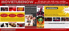 Check this link right here www.movietubenowinhd.com for more information on movietubenow. Making use of a Virtual exclusive network might allow you include an additional safety and security layer in the direction of your venture of enjoying a movie online. It will certainly conceal your actual IP address with a different IP and hence will certainly keep you anonymous online.  Follow us: http://about.me/mtube