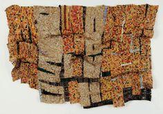 Art in the Studio: El Anatsui at Davis Museum, Wellesley College