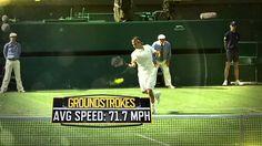 Sport Science: Roger Federer