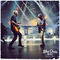 Another Backstage Look At Blue Chair Bay Rum Owner Kenny Chesneyu0027s  #TheBigRevivalTour Rehearsals. #