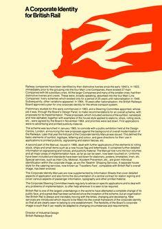 British Railways poster - Google Search Print Ads, Poster Prints, National Rail, Train Room, Network Rail, Railway Posters, British Rail, Rolling Stock, Corporate Identity
