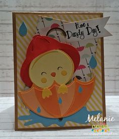 Miss Kate Cuttables: Have a Dandy Day!