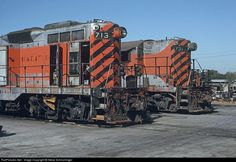 RailPictures.Net Photo: WP 713 Western Pacific EMD GP7 at Stockton, California by Steve Schmollinger