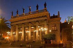 Teatro Juárez. Mi lugar #4.