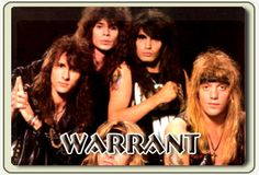 "80s band Warrant - The M80s bass player opened up for them when they were in KC ""back in the day!"" Check the M80s out at: http://www.m80skc.com http://www.facebook.com/m80skc"