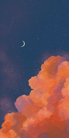 Night Sky Wallpaper, Anime Scenery Wallpaper, Iphone Background Wallpaper, Aesthetic Pastel Wallpaper, Galaxy Wallpaper, Aesthetic Wallpapers, Hippie Wallpaper, Planets Wallpaper, Cloud Wallpaper