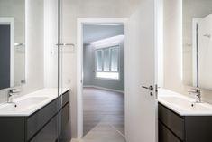 Ejemplo de  reforma vivienda de lujo en Madrid. Proyecto de arquitectura saludable, siguiendo el método GalöWell TM. Mejoramos el comportamiento térmico y la eficiencia energética de la construcción existente, convirtiéndola en una vivienda saludable. Madrid, Energy Conservation, Behavior, Healthy, Interiors