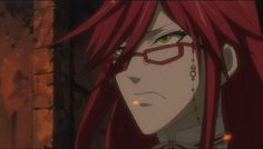 Grell is not amused, you have 5 seconds to run