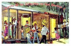 jibara | Condominio Dos Marinas I: Fiesta jíbara en las octavitas