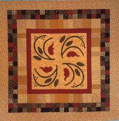 Seasons  Pattern by Kelli Trimble for Moda Fabric