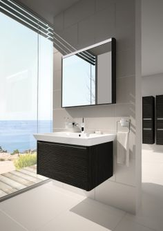 Amazing Wall Hung Sink With Storage Bathroom Collections, Beautiful Bathrooms, Designer  Collection, Sink,