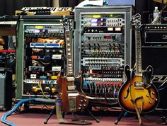 Official website of Dweezil Zappa Cigar Box Guitar, Music Guitar, Cool Guitar, Acoustic Guitar, Guitar Effects Pedals, Guitar Pedals, Frank Zappa, Guitar Rack, Bass Amps