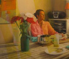 Fredrik Landergren, artist/konstnär, based in Stockholm. Official website showing paintings, portraits, and mosaic works in public spaces. Realistic Paintings, Photorealism, Public Spaces, Noodle, Stockholm, Mosaic, Portraits, Website, Artist