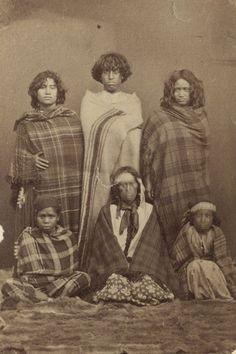 maori family 1860-1879