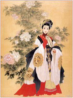 Wang Meifang(王美芳) &   Zhao Guojing(赵国经) , 天香
