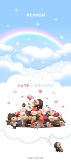 HJ-Story :: Heaven Loved & pinned by http://www.shivohamyoga.nl/ #loveis #hjstory #love