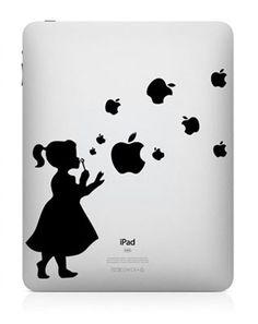 bubbles MacBook Decals mac decals macbook pro by NikitaDecals, $6.99
