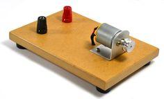 Energy Transfer Apparatus - Malvern SMALL MOTOR / GENERATOR